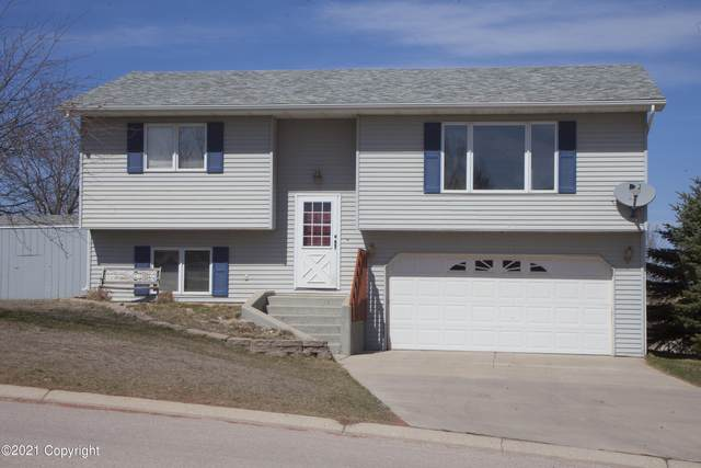 2615 Gallery View Dr -, Gillette, WY 82718 (MLS #21-498) :: The Wernsmann Team | BHHS Preferred Real Estate Group