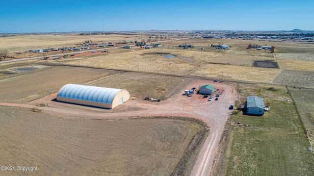 3350 Kluver Rd -, Gillette, WY 82716 (MLS #21-514) :: 411 Properties