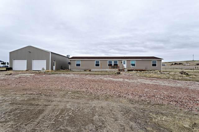 32 Duffy Rd -, Wright, WY 82732 (MLS #21-518) :: Team Properties