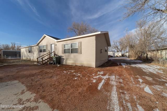 411 E Laramie St E, Gillette, WY 82716 (MLS #21-52) :: 411 Properties