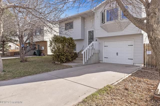 2011 S Gillette Ave -, Gillette, WY 82718 (MLS #21-524) :: Team Properties