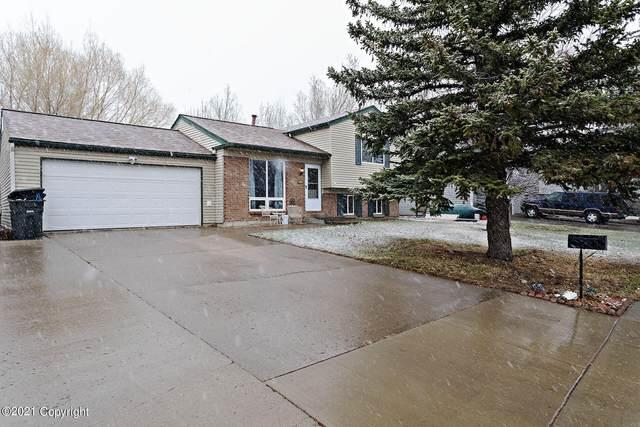 2212 Rose Creek Dr -, Gillette, WY 82718 (MLS #21-528) :: Team Properties
