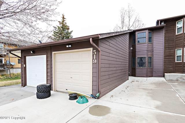 519 Overdale Dr -, Gillette, WY 82718 (MLS #21-529) :: The Wernsmann Team | BHHS Preferred Real Estate Group