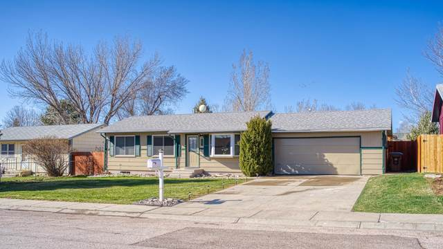 107 Sequoia Dr -, Gillette, WY 82718 (MLS #21-530) :: The Wernsmann Team | BHHS Preferred Real Estate Group