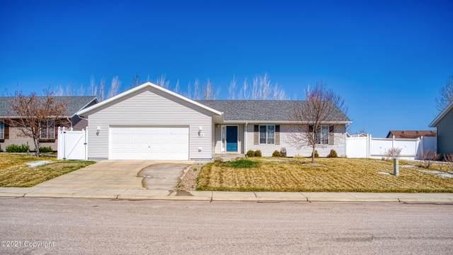 5510 Derringer Dr -, Gillette, WY 82718 (MLS #21-532) :: The Wernsmann Team | BHHS Preferred Real Estate Group