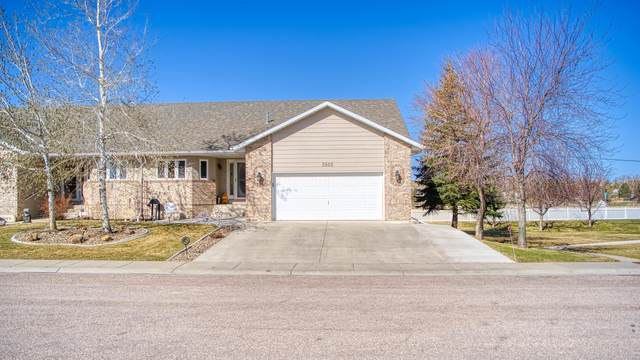 2602 Bentley Ct -, Gillette, WY 82718 (MLS #21-535) :: The Wernsmann Team | BHHS Preferred Real Estate Group