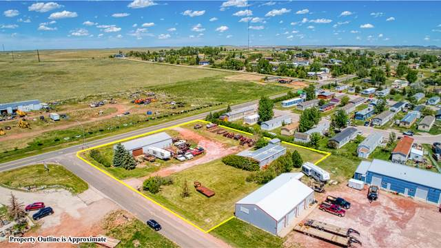 4240 Collins Rd E, Gillette, WY 82718 (MLS #21-54) :: Team Properties