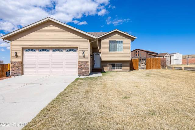 314 Shadow Hill -, Wright, WY 82723 (MLS #21-542) :: 411 Properties
