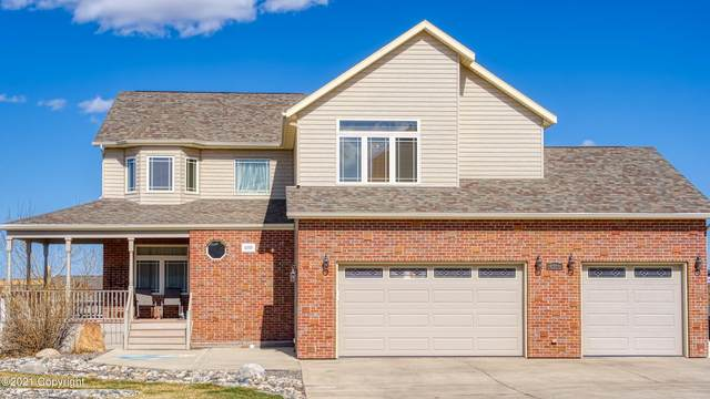 4305 Brorby Blvd -, Gillette, WY 82718 (MLS #21-546) :: The Wernsmann Team | BHHS Preferred Real Estate Group