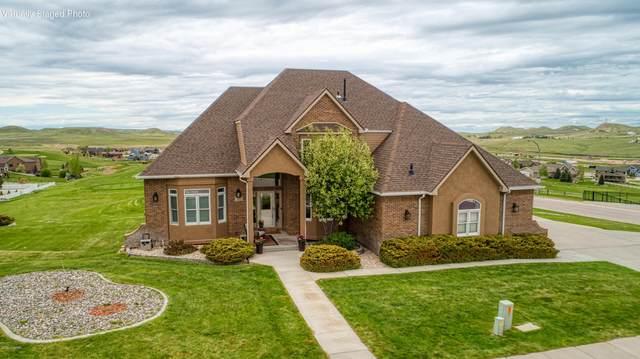 505 Par Dr -, Gillette, WY 82718 (MLS #21-548) :: The Wernsmann Team | BHHS Preferred Real Estate Group