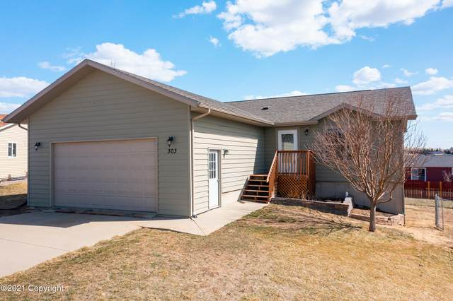 303 Willow Creek Dr -, Wright, WY 82732 (MLS #21-555) :: 411 Properties
