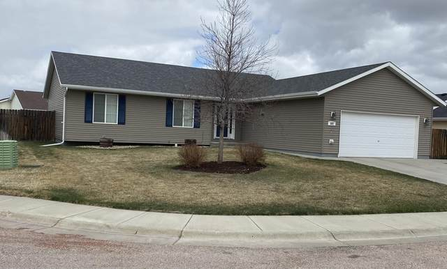 502 Weatherby Ct -, Gillette, WY 82718 (MLS #21-556) :: The Wernsmann Team | BHHS Preferred Real Estate Group