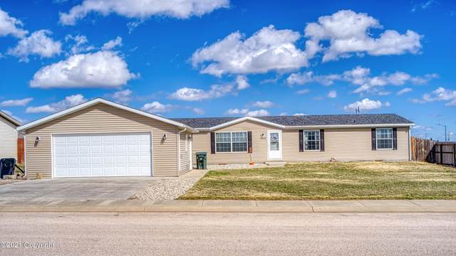 2505 Wrangler Rd -, Gillette, WY 82718 (MLS #21-559) :: The Wernsmann Team | BHHS Preferred Real Estate Group