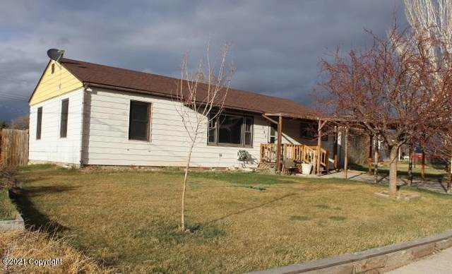 202 Roundup Ave -, Newcastle, WY 82701 (MLS #21-564) :: The Wernsmann Team | BHHS Preferred Real Estate Group