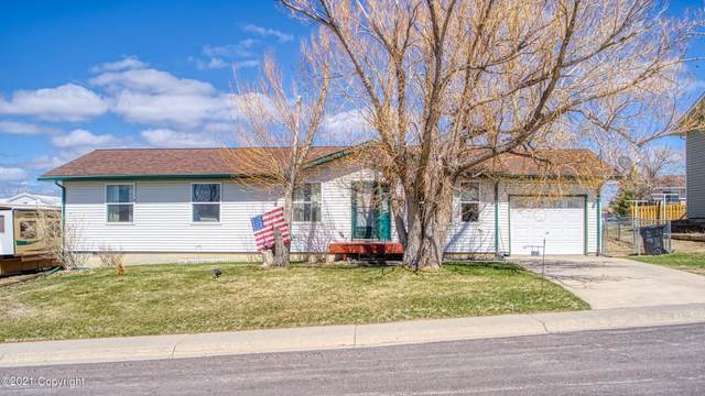 405 Sheridan Court -, Wright, WY 82732 (MLS #21-571) :: 411 Properties
