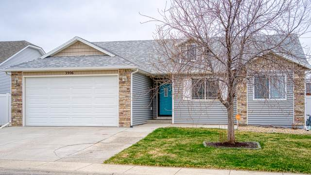 3906 Federal Ave -, Gillette, WY 82718 (MLS #21-580) :: Team Properties