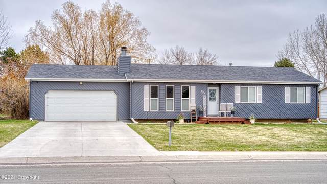 808 Almon Dr -, Gillette, WY 82718 (MLS #21-585) :: The Wernsmann Team | BHHS Preferred Real Estate Group
