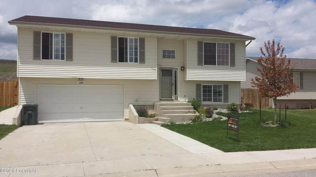 1402 Melissa Dr -, Gillette, WY 82718 (MLS #21-586) :: The Wernsmann Team | BHHS Preferred Real Estate Group