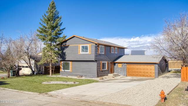 19 Constitution Dr -, Gillette, WY 82716 (MLS #21-587) :: The Wernsmann Team | BHHS Preferred Real Estate Group
