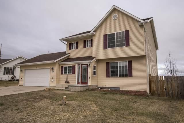1208 Melissa Dr -, Gillette, WY 82718 (MLS #21-589) :: The Wernsmann Team   BHHS Preferred Real Estate Group