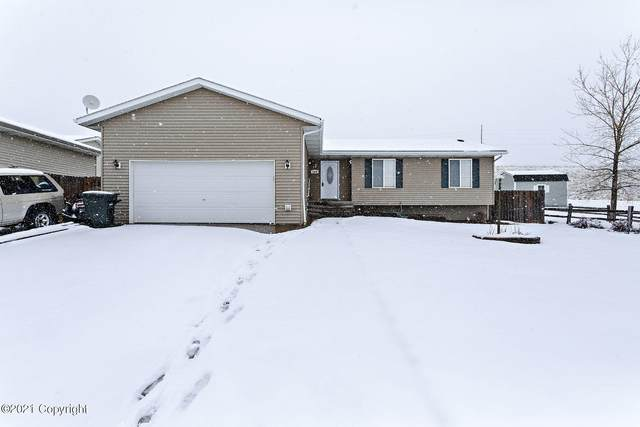 1306 Melissa Dr -, Gillette, WY 82718 (MLS #21-592) :: The Wernsmann Team | BHHS Preferred Real Estate Group
