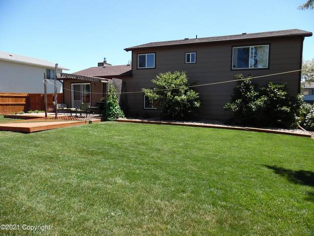 21 Constitution Dr -, Gillette, WY 82716 (MLS #21-593) :: The Wernsmann Team | BHHS Preferred Real Estate Group