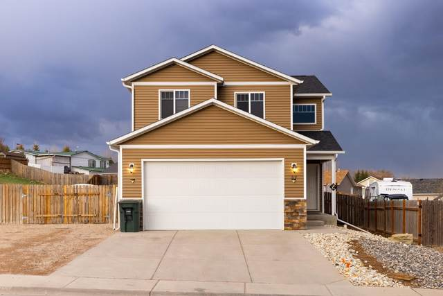510 Kilkenny Cir -, Gillette, WY 82716 (MLS #21-599) :: 411 Properties