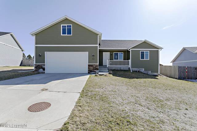 2905 Lonigan Cir -, Gillette, WY 82716 (MLS #21-611) :: 411 Properties