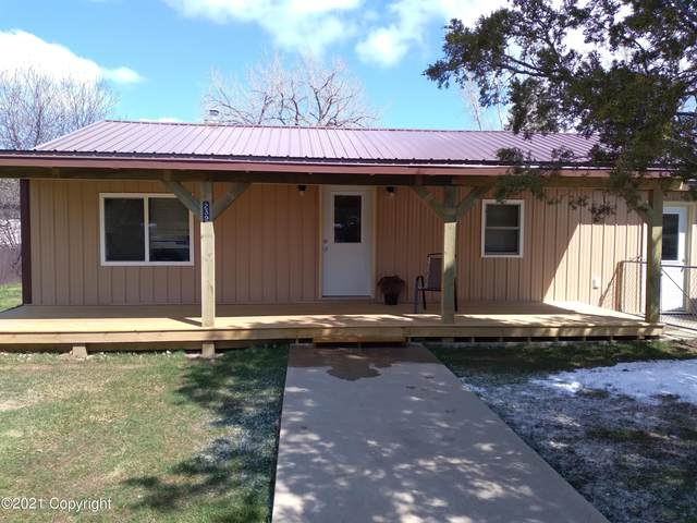 239 Cole St -, Hulett, WY 82720 (MLS #21-615) :: 411 Properties