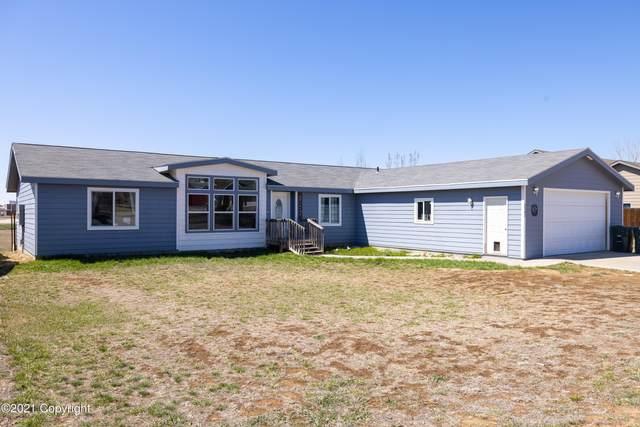 4302 Quarter Horse Ave -, Gillette, WY 82718 (MLS #21-627) :: The Wernsmann Team | BHHS Preferred Real Estate Group