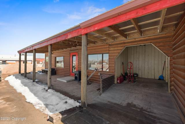 173 Us-16 -, Buffalo, WY 82834 (MLS #21-630) :: The Wernsmann Team | BHHS Preferred Real Estate Group