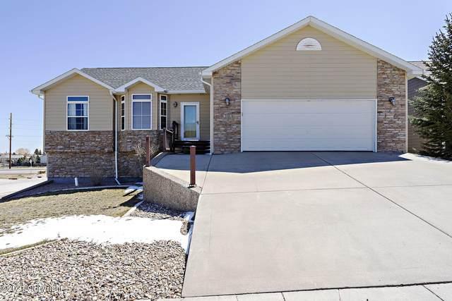 3311 Hidden Valley Rd -, Gillette, WY 82718 (MLS #21-632) :: The Wernsmann Team | BHHS Preferred Real Estate Group