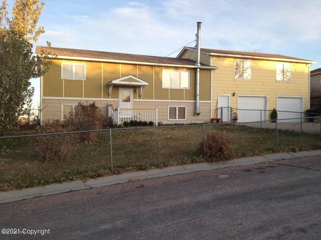 312 Willow Creek Dr -, Wright, WY 82732 (MLS #21-638) :: Team Properties