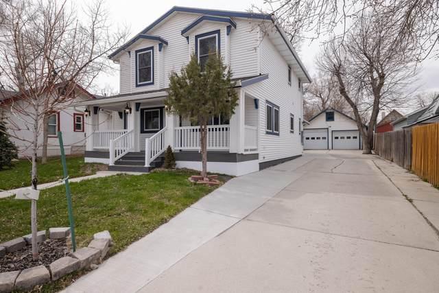 602 Carey Ave -, Gillette, WY 82716 (MLS #21-651) :: 411 Properties