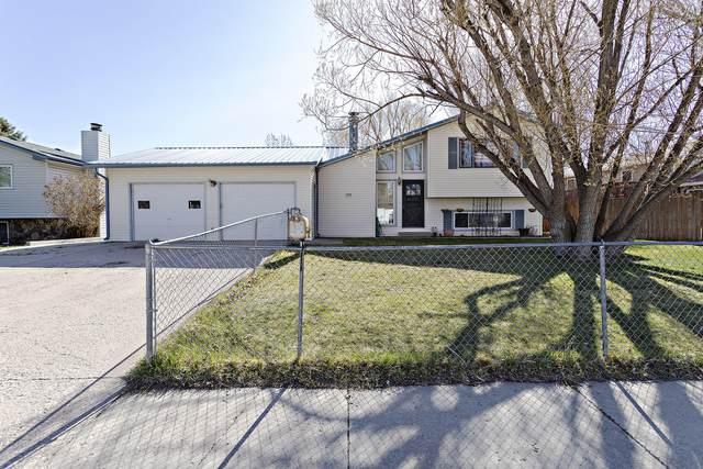 2509 Birch Ave -, Gillette, WY 82718 (MLS #21-652) :: Team Properties
