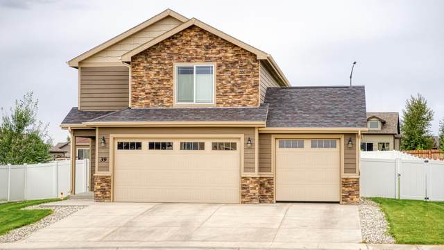 39 Stafford Bnd -, Gillette, WY 82718 (MLS #21-665) :: The Wernsmann Team | BHHS Preferred Real Estate Group