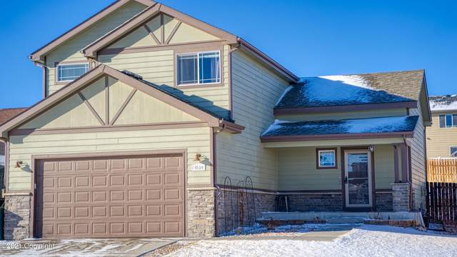 4514 Lexington Ave -, Gillette, WY 82718 (MLS #21-68) :: Team Properties