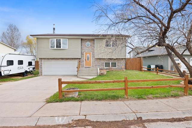6903 Greensburgh Ave -, Gillette, WY 82718 (MLS #21-684) :: 411 Properties
