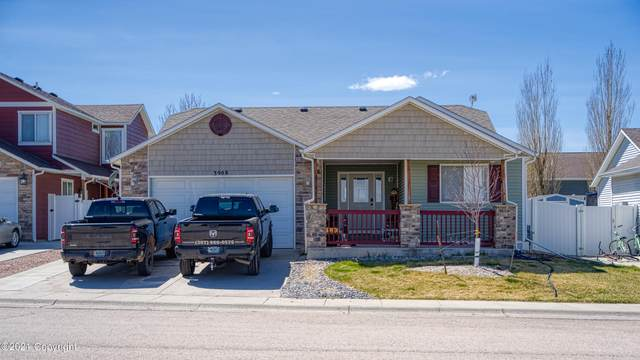 3908 Red Lodge Dr -, Gillette, WY 82718 (MLS #21-691) :: 411 Properties