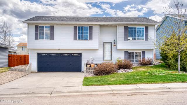 805 Sutherland Cove Ln -, Gillette, WY 82718 (MLS #21-695) :: Team Properties