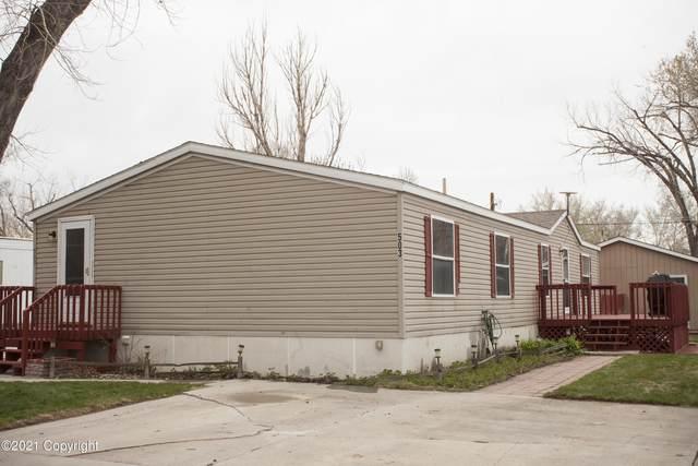 503 E Laramie St -, Gillette, WY 82716 (MLS #21-696) :: Team Properties
