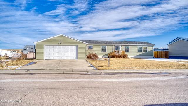 1800 Limecreek Ave -, Gillette, WY 82716 (MLS #21-70) :: Team Properties