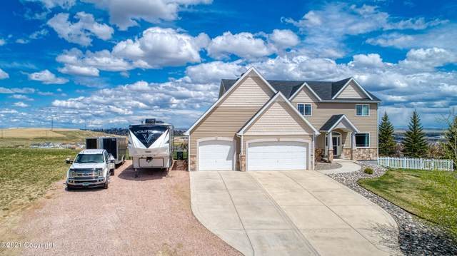 2317 Bluffs Ridge Dr -, Gillette, WY 82718 (MLS #21-702) :: Team Properties