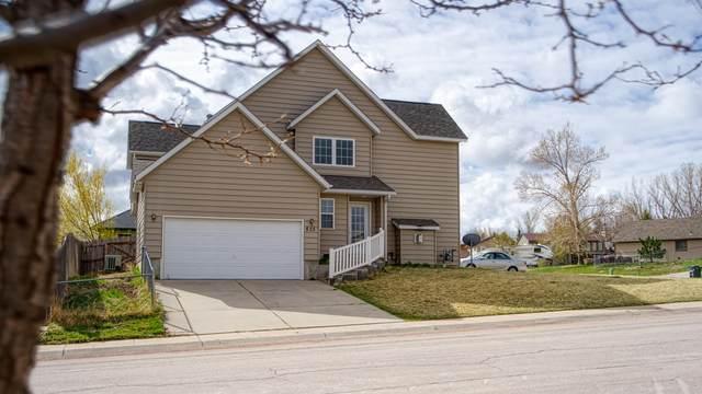 625 Oregon Ave -, Gillette, WY 82718 (MLS #21-703) :: Team Properties