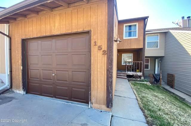 152 Westhills Loop -, Gillette, WY 82718 (MLS #21-704) :: Team Properties