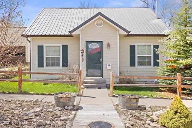 302 S Ross Ave S, Gillette, WY 82716 (MLS #21-708) :: 411 Properties