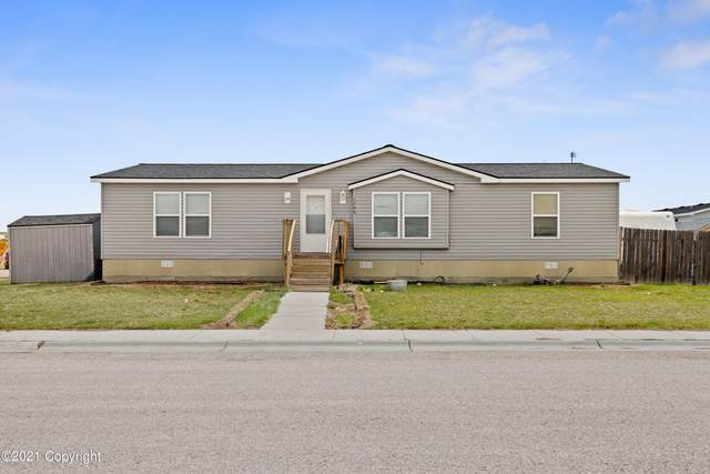 1706 Ash Meadows Dr -, Gillette, WY 82716 (MLS #21-719) :: The Wernsmann Team | BHHS Preferred Real Estate Group
