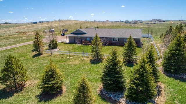 9135 Force Rd -, Gillette, WY 82718 (MLS #21-723) :: The Wernsmann Team | BHHS Preferred Real Estate Group