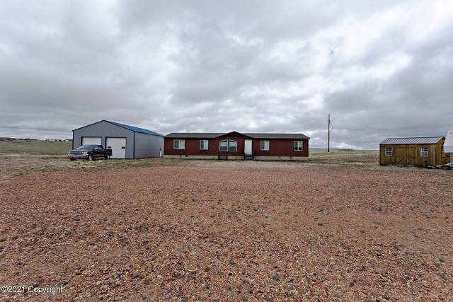 8 Jensen Ct -, Wright, WY 82732 (MLS #21-726) :: The Wernsmann Team | BHHS Preferred Real Estate Group