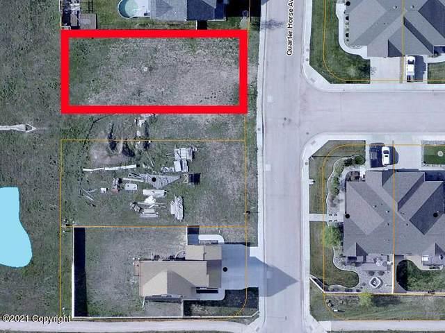 4322 Quarter Horse Ave, Gillette, WY 82718 (MLS #21-729) :: The Wernsmann Team | BHHS Preferred Real Estate Group